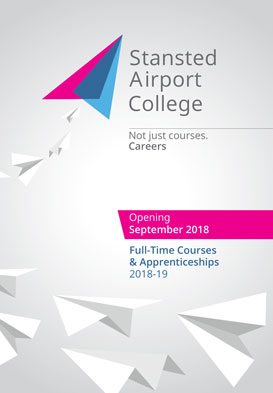 Stansted Airport College Guide
