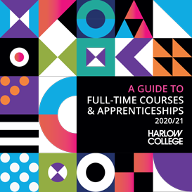 Harlow College Full-time Guide 2020-21