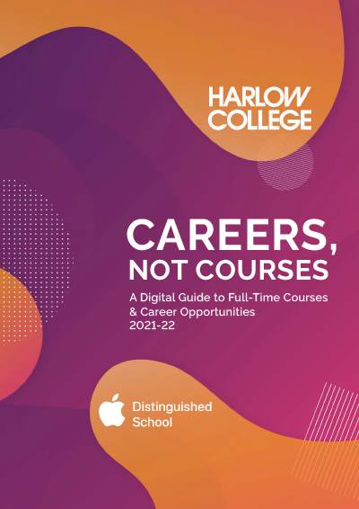 Harlow College Full-time Guide 2021-22