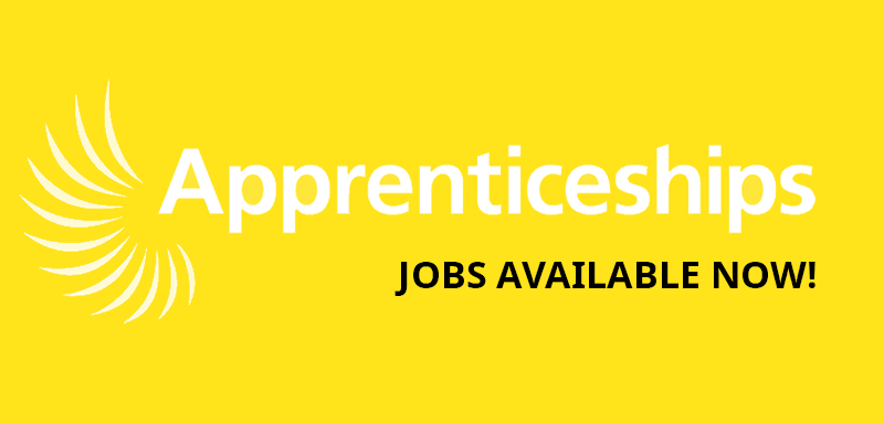 apprenticeships – jobs Available Now