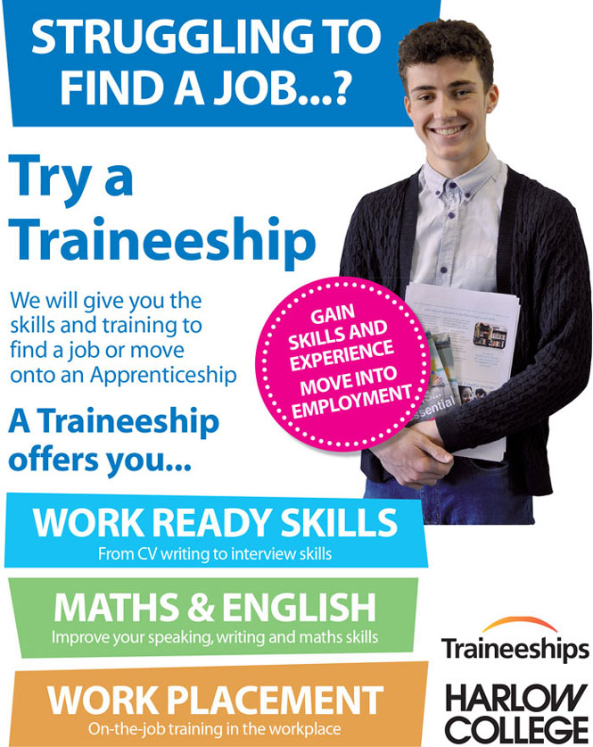 Try a Traineeship