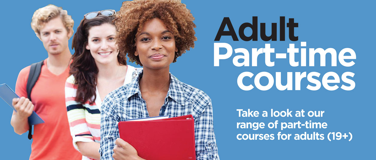 Part-time courses & Adult Courses