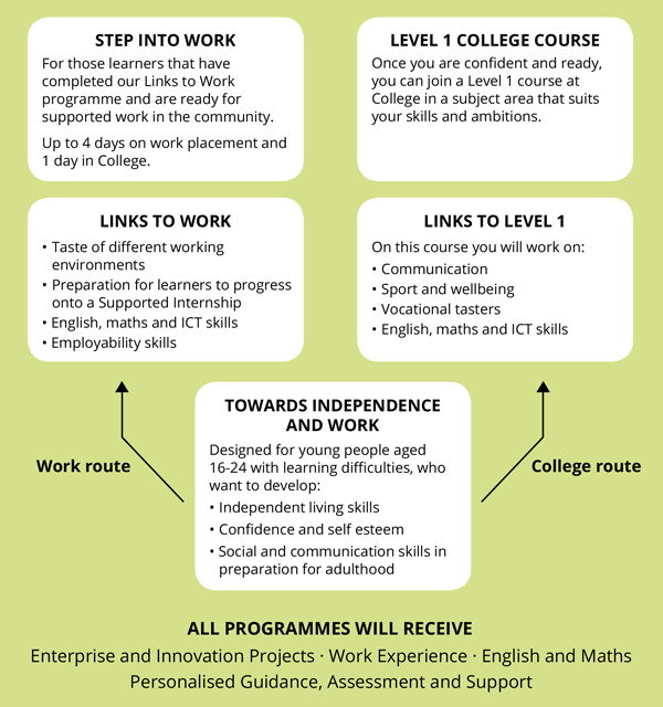 How our Supported Studies programmes work