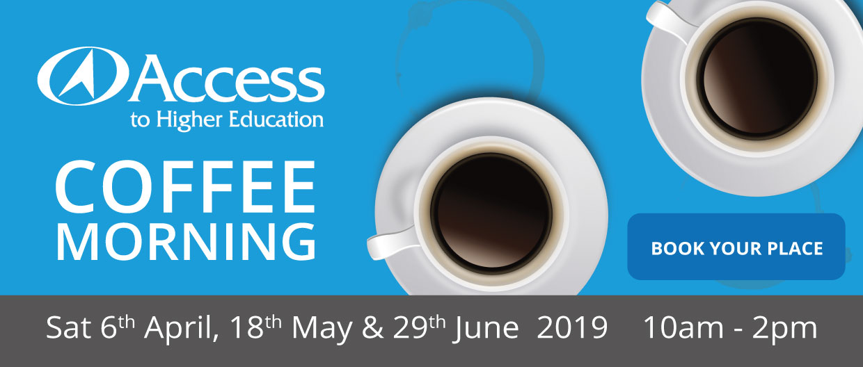 Access Coffee Morning Banner