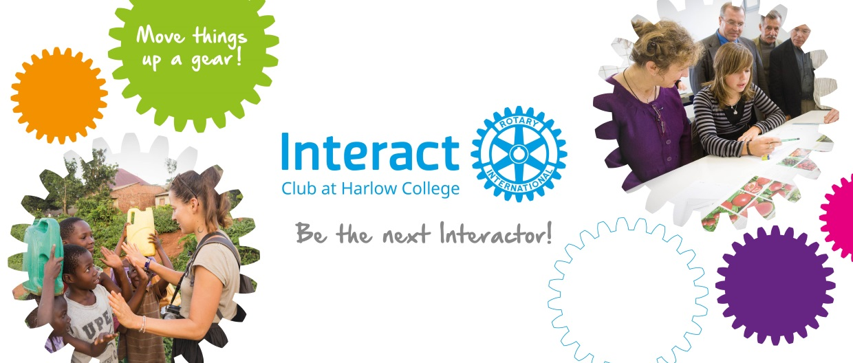 Join Interact Club